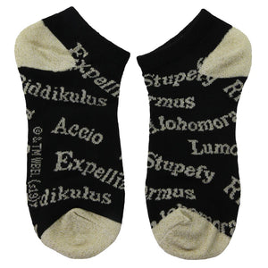 Harry Potter Advanced Wizardry Juniors Ankle Socks Three-Pack