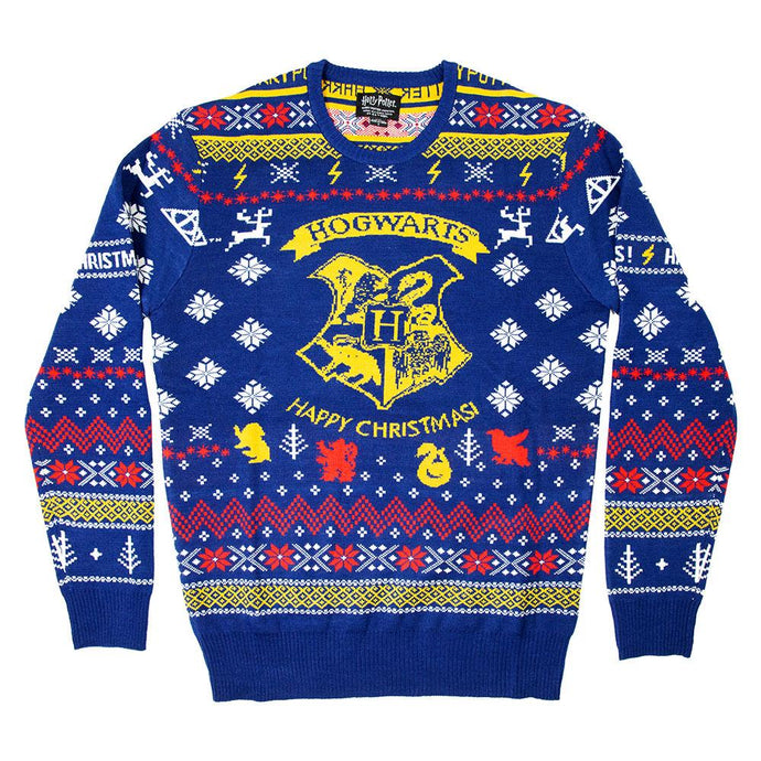 Harry Potter Hogwarts Holiday Sweater
