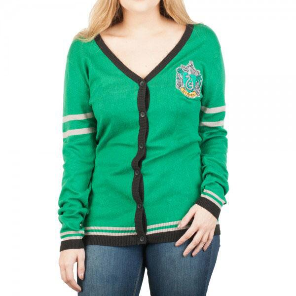 Slytherin Cardigan