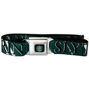Slytherin Seatbelt Belt