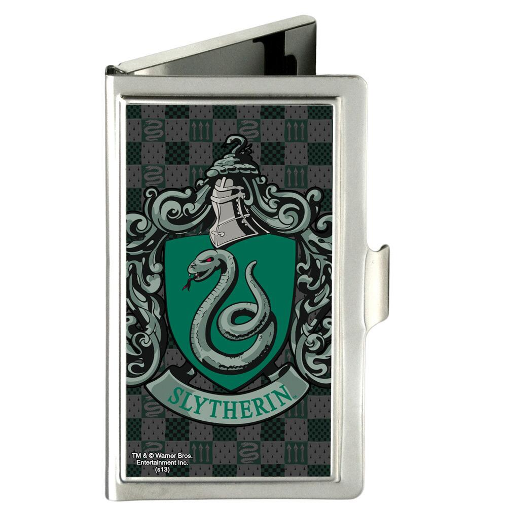 Slytherin Business Card Holder