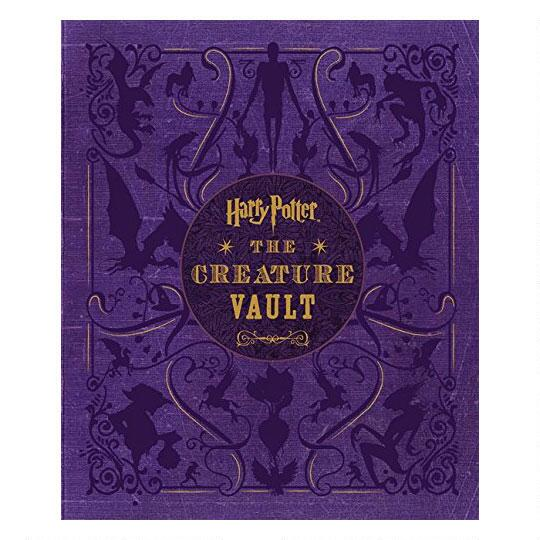 Harry Potter: The Creature Vault Hardcover Book