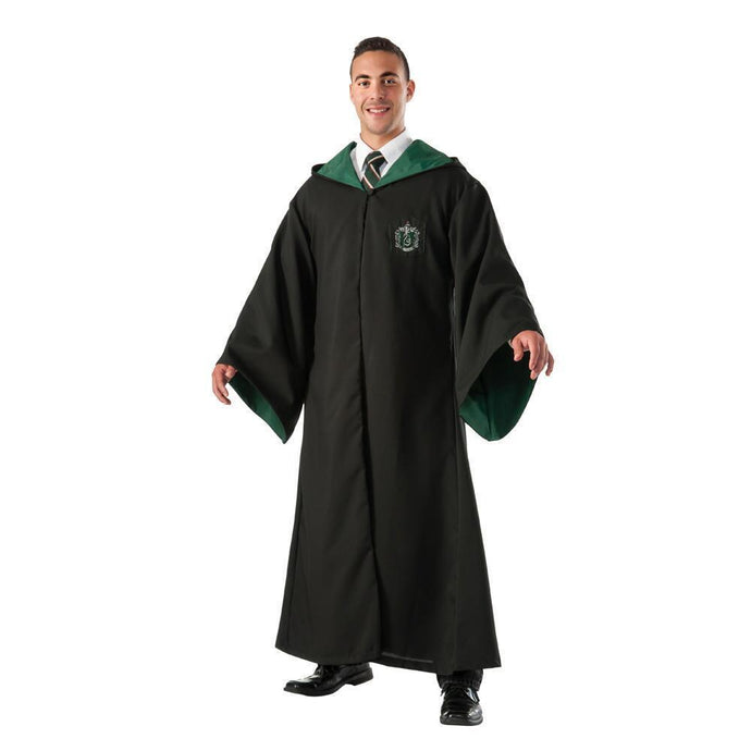 Slytherin Replica Adult Deluxe Robe