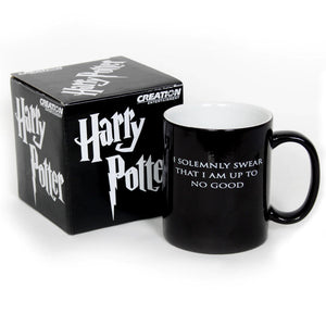 Additional image of I SOLEMNLY SWEAR THAT I AM UP TO NO GOOD™...MISCHIEF MANAGED™ Heat Transforming Mug