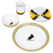 Harry Potter Hogwarts Houses 16-Piece Ceramic Dinnerware Set