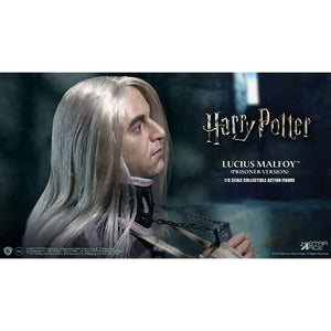 Harry Potter and the Order of the Phoenix Lucius Malfoy (Prisoner Version) 1/6 Scale Action Figure