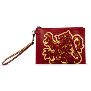 Harry Potter Gryffindor House Pouch by Danielle Nicole