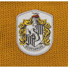 Harry Potter Hufflepuff Knit Hood