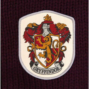 Harry Potter Gryffindor Knit Hood