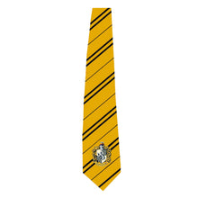 Additional image of Hufflepuff Tie