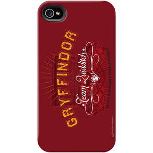 Additional image of Quidditch Chest and Gryffindor Team Logo Phone Case for iPhone and Galaxy