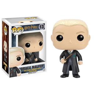 Draco Malfoy Vinyl Pop! Figure By Funko