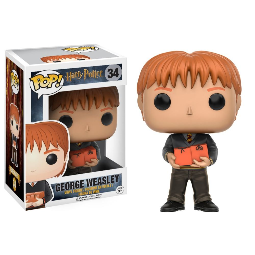 Harry Potter George Weasley Funko Pop! Vinyl Figure