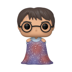 Harry with Invisibility Cloak Funko Pop! Movies Vinyl Figure from Harry Potter