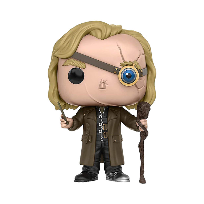 Harry Potter Mad-Eye Moody Funko Pop! Vinyl Figure