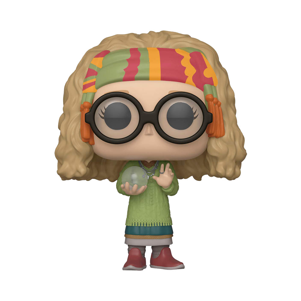 Professor Sybill Trelawney Funko Pop! Movies Figure from Harry Potter