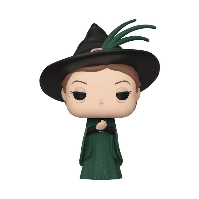 Professor Minerva McGonagall in Yule Ball Attire Funko Pop! Movies Vinyl Figure from Harry Potter