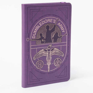 Additional image of Harry Potter Dumbledore's Army Hardcover Ruled Journal