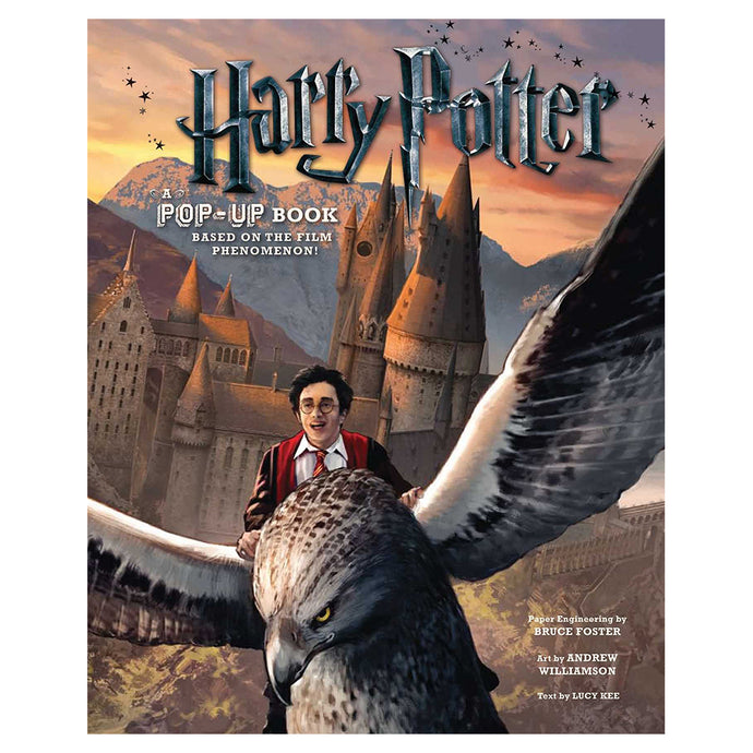 Harry Potter: Pop Up Artwork Collectible Book