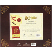 Additional image of Harry Potter: Gryffindor Deluxe Stationery Set