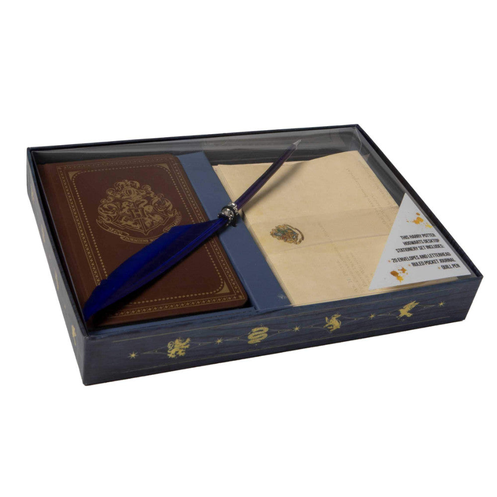 Harry Potter Hogwarts Desktop Stationery Set