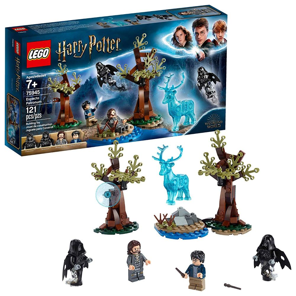 Expecto Patronum LEGO® from Harry Potter and The Prisoner of Azkaban