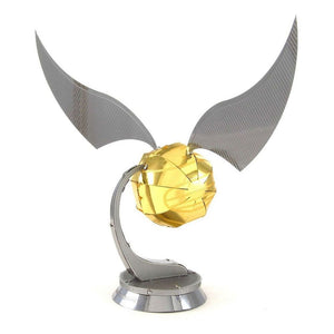 Additional image of Metal Earth 3D Metal Model Kits - Golden Snitch from Harry Potter