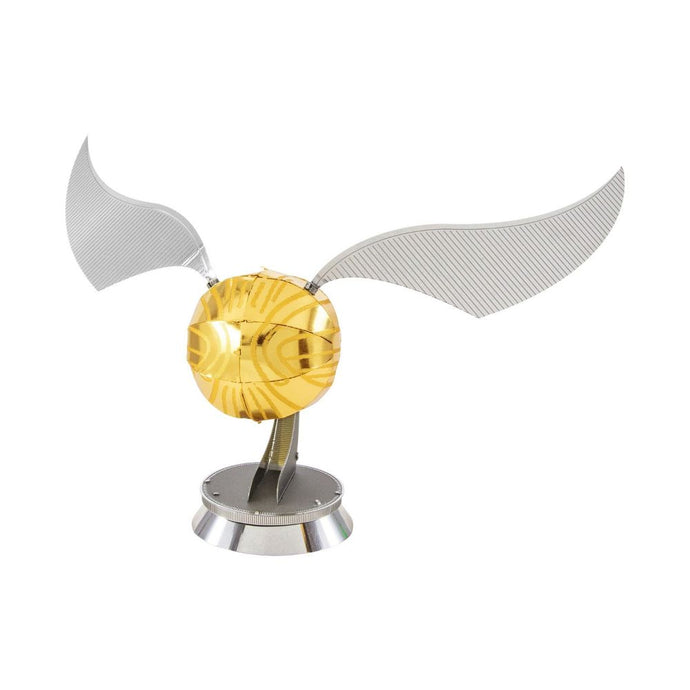 Metal Earth 3D Metal Model Kits - Golden Snitch from Harry Potter