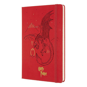 Additional image of Harry Potter Limited Edition Dragon Notebook by Moleskine