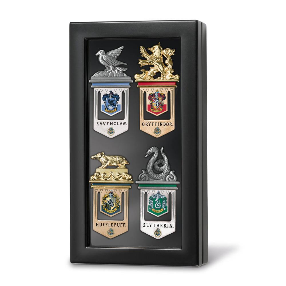 Hogwarts Bookmarks Set by Noble Collection
