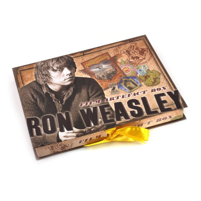Ron Weasely Artefact Box by Noble Collection
