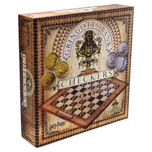 Gringotts Checkers Set by Noble Collection