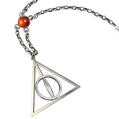 Harry Potter and the Deathly Hallows: Xenophilius Lovegood Necklace by Noble Collection