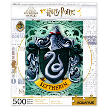 Slytherin Crest 500 piece Puzzle from Harry Potter