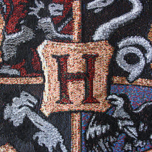 Additional image of Exclusive Hogwarts Crest Tapestry Throw
