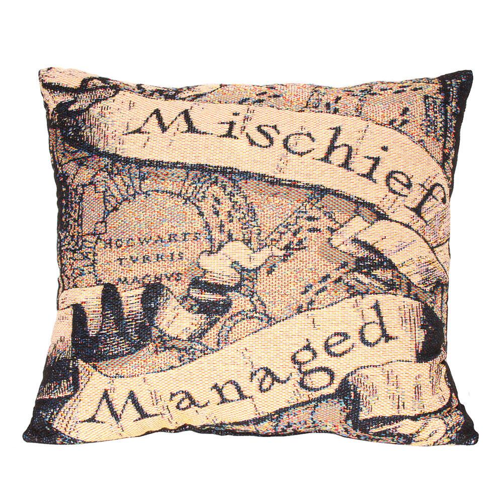 EXCLUSIVE Mischief Managed Tapestry Pillow