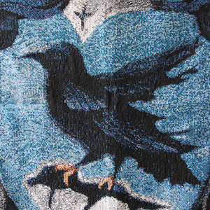 Additional image of Exclusive Ravenclaw Crest Tapestry Throw