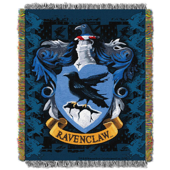 Exclusive Ravenclaw Crest Tapestry Throw