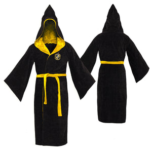 Hufflepuff Cotton Adult Bathrobe