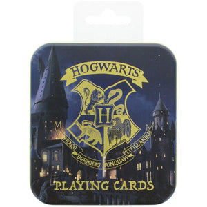 Harry Potter Hogwarts Castle Playing Cards