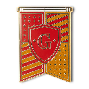 First Edition: Gryffindor™ Enamel Pins: House Set 01