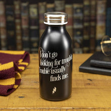 Harry Potter Trouble Water Bottle