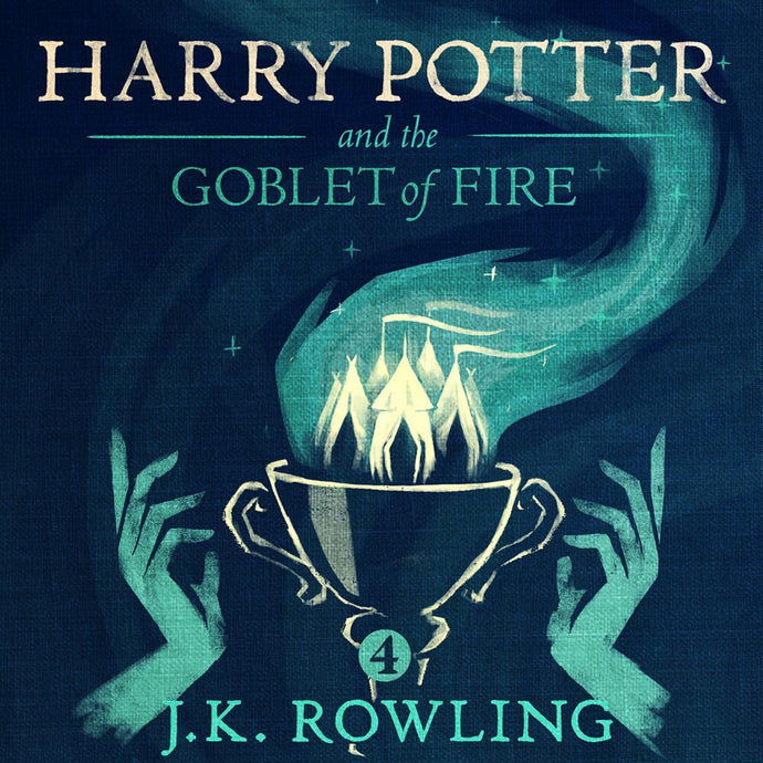 Harry Potter and the Goblet of Fire Digital Audio Book from the Pottermore Shop