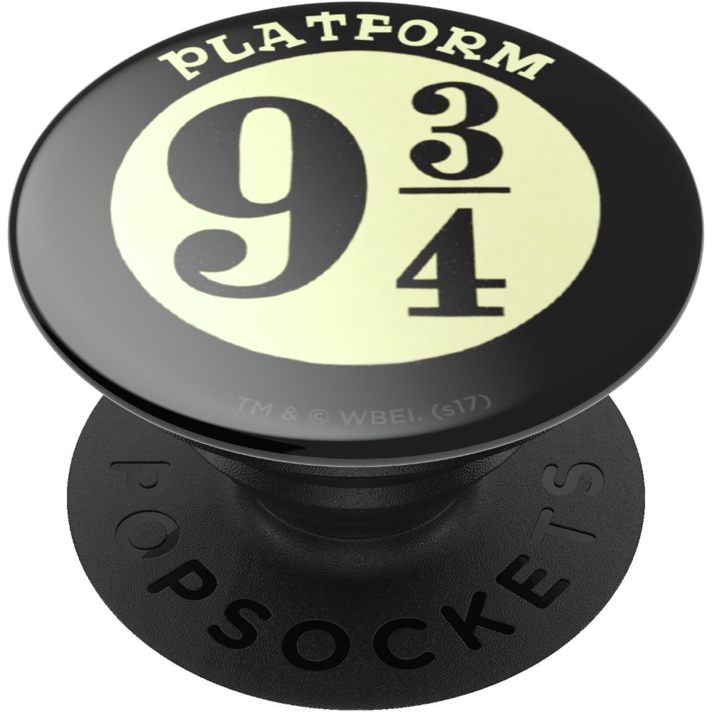 Additional image of Harry Potter Platform 9 3/4 Logo PopSockets Swappable PopGrip