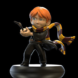 Additional image of Ron Weasley's First Spell Q-Fig Figure from Harry Potter