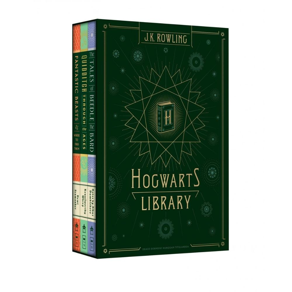 Hogwarts Library Hardcover Boxed Set