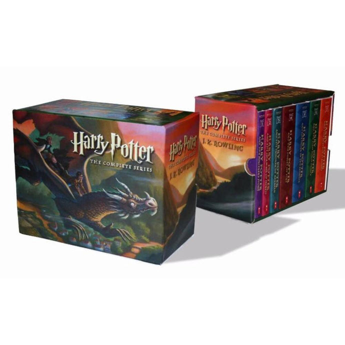 Harry Potter Paperback Box Set (Books 1-7) (Paperback)