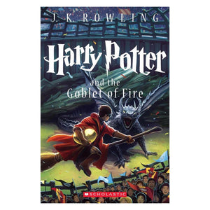 Harry Potter And The Goblet Of Fire Book Ebook