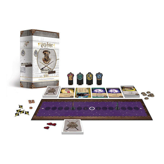 Harry Potter Hogwarts Battle Defence Against the Dark Arts Competitive Deck-Building Game