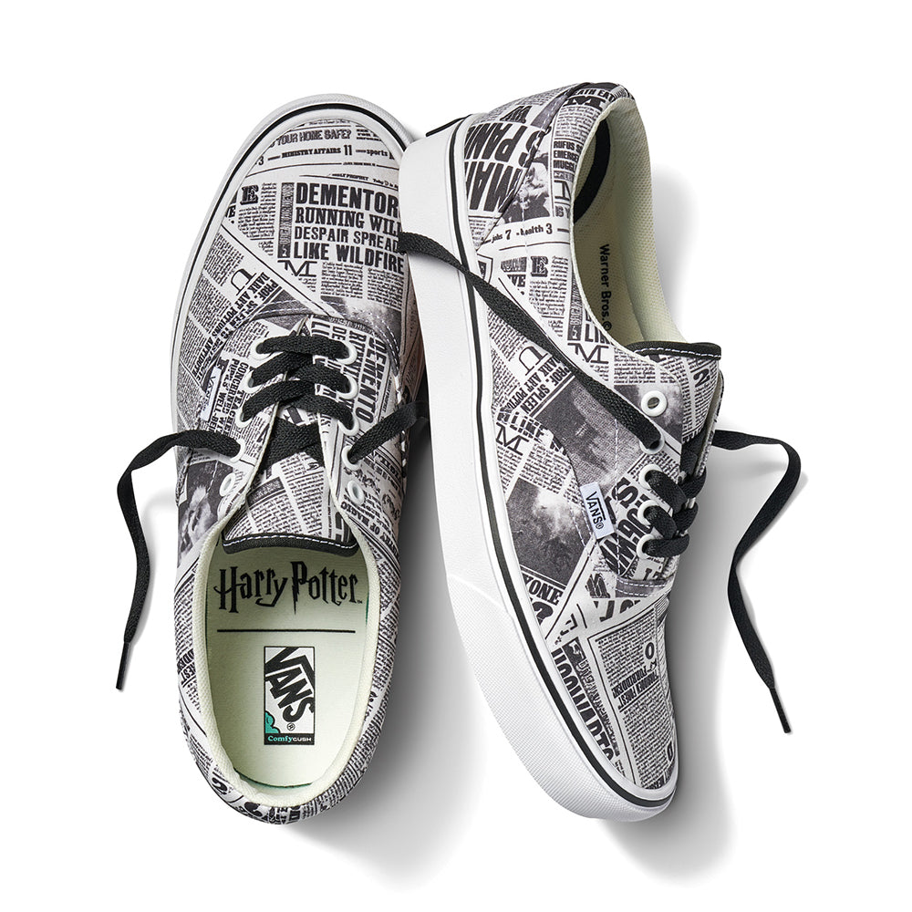 Harry Potter x Vans Daily Prophet ComfyCush Era Sneaker